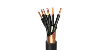 Copper Tape Screened Control Cable
