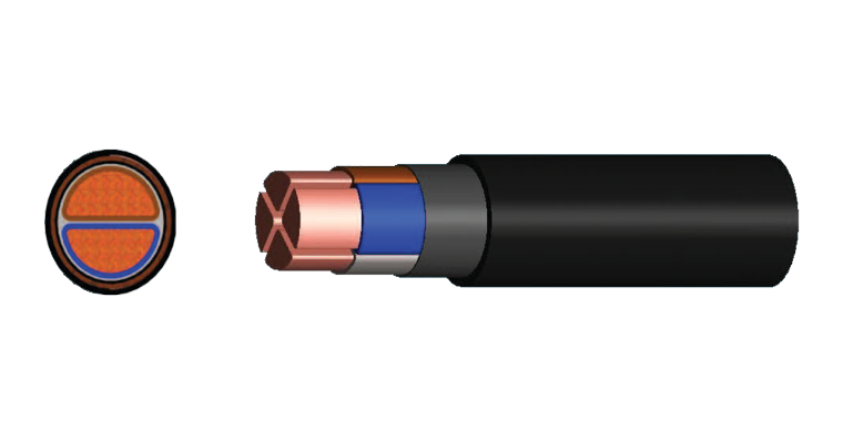 2 core power cable